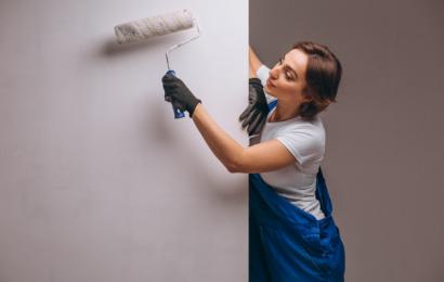 Alt du skal vide om vægmaling